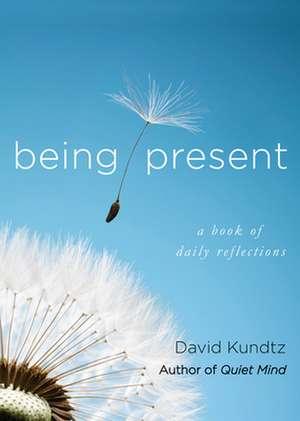 Being Present imagine