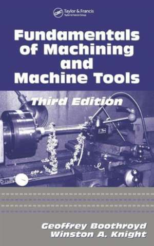 Fundamentals of Machining and Machine Tools:  Chains for Power Transmission and Material Handling, Second Edition de Winston A. Knight