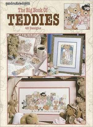 Big Book of Teddies de Kooler Design Studio
