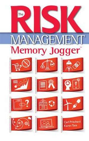Risk Management Memory Jogger de Carl Pritchard