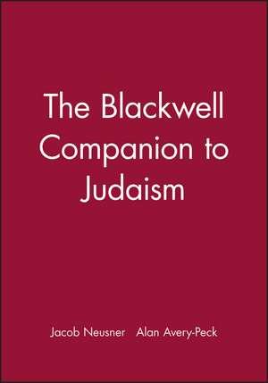 The Blackwell Companion to Judaism imagine