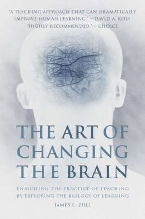 The Art of Changing the Brain:  Enriching the Practice of Teaching by Exploring the Biology of Learning de James E. Zull