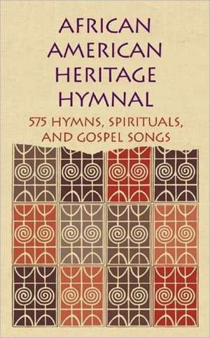 African American Heritage Hymnal imagine
