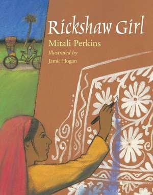 Rickshaw Girl de Mitali Perkins