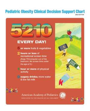 5210 Pediatric Obesity Clinical Decision Support Chart
