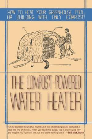 The Compost–Powered Water Heater – How to heat your greenhouse, pool, or buildings with only compost!
