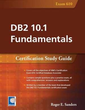 DB2 10.1 Fundamentals imagine