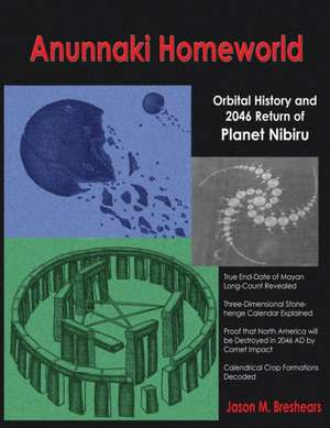 Anunnaki Homeworld:  Orbital History and 2046 Return of Planet Nibiru de Jason M. Breshears