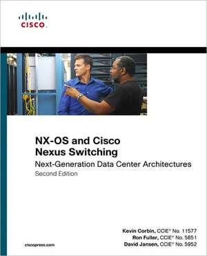 Nx-OS and Cisco Nexus Switching imagine