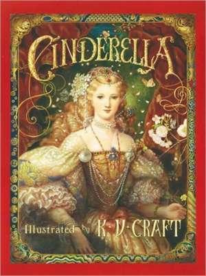 Cinderella de Kinuko Y. Craft