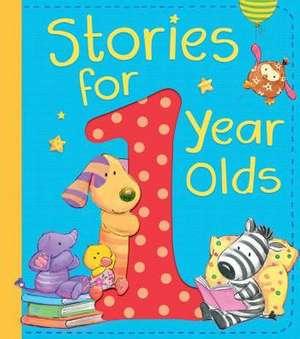 Stories for 1 Year Olds de Amanda Leslie