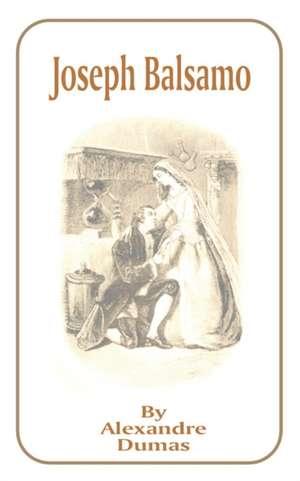 Joseph Balsamo de Alexandre Dumas