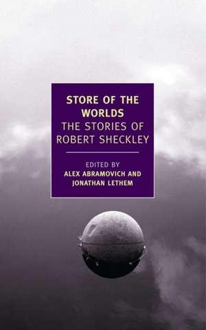 Store of the Worlds de Robert Sheckley