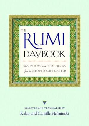 The Rumi Daybook imagine