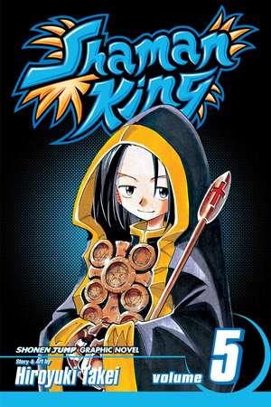 Shaman King Volume 5 de Hiroyuki Takei