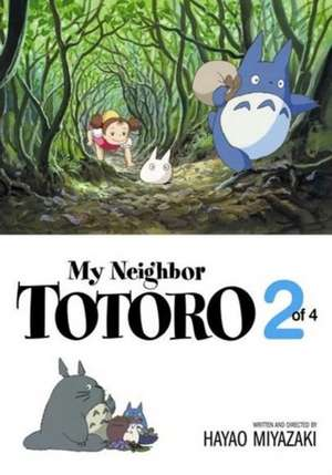 Manga My Neighbor Totoro, Vol. 2: Film Comic