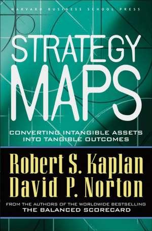 Strategy Maps de Robert S. Kaplan