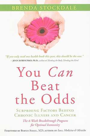 You Can Beat the Odds: Surprising Factors Behind Chronic Illness and Cancer imagine