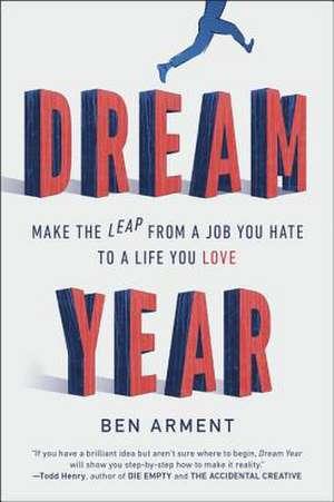 Dream Year de Ben Arment