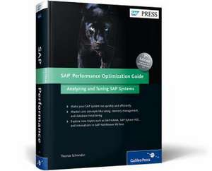 Schneider, T: SAP Performance Optimization Guide