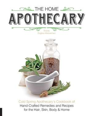 The Home Apothecary imagine