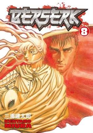 Berserk Volume 8 de Kentaro Miura