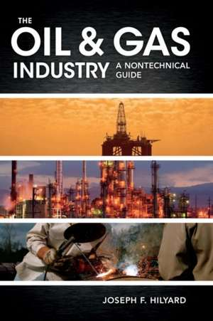 The Oil & Gas Industry imagine