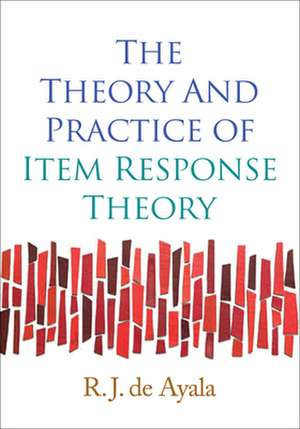 The Theory and Practice of Item Response Theory imagine