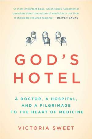 God's Hotel:  A Doctor, a Hospital, and a Pilgrimage to the Heart of Medicine de Victoria Sweet