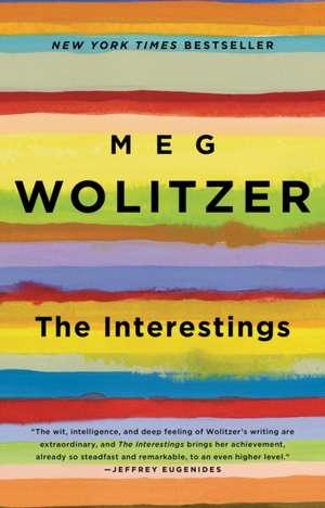 The Interestings de Meg Wolitzer