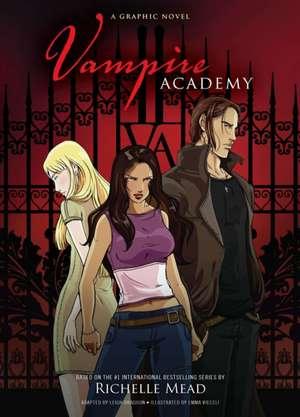 Vampire Academy de Emma Vieceli
