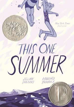 This One Summer, Graphic Novel
