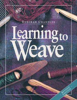 Learning to Weave imagine