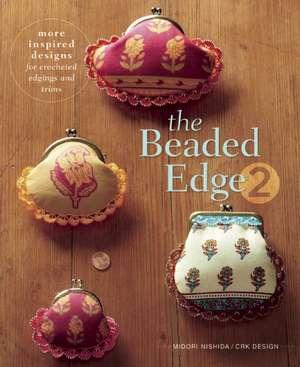 The Beaded Edge 2 de Midori Nishida