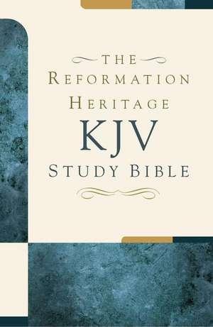 Reformation Heritage Study Bible-KJV de Joel R. Beeke