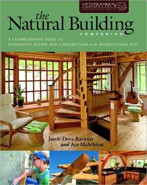 The Natural Building Companion de Jacob Deva Racusin