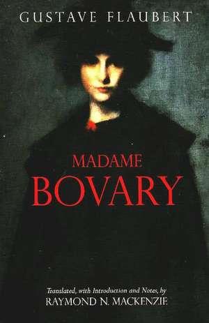 Madame Bovary: Provincial Lives de Gustave Flaubert