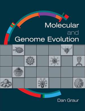 Molecular and Genome Evolution de Dan Graur