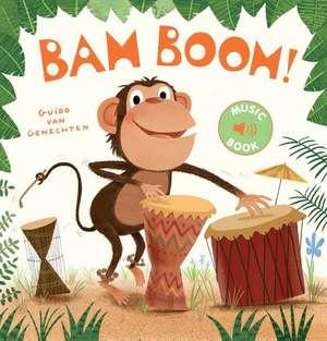 Bam Boom! de Guido Genechten