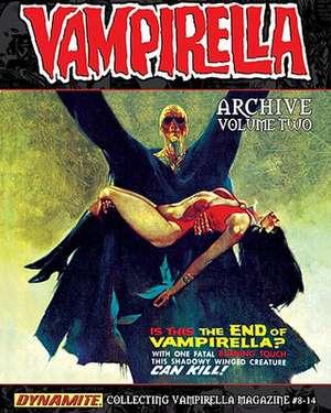 Vampirella Archives Volume 2 de Various