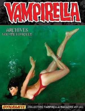 Vampirella Archives Volume 14 de Anton Caravana