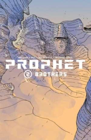 Prophet Volume 2: Brothers TP de Brandon Graham