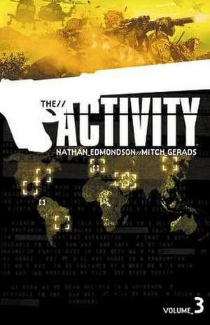 The Activity Volume 3 de Nathan Edmondson