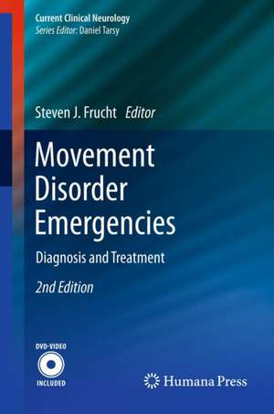 Movement Disorder Emergencies