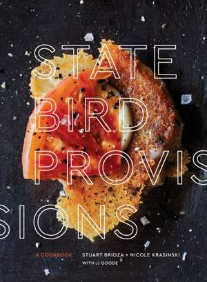State Bird Provisions