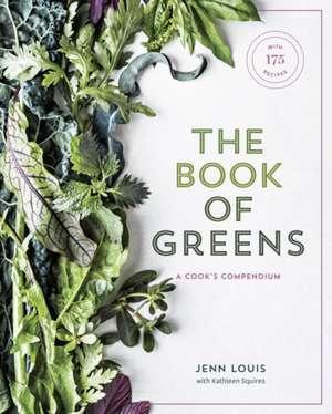 The Book Of Greens de Jenn Louis