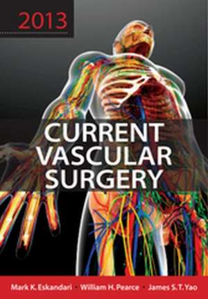 Current Vascular Surgery 2013