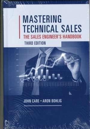 Mastering Technical Sales imagine
