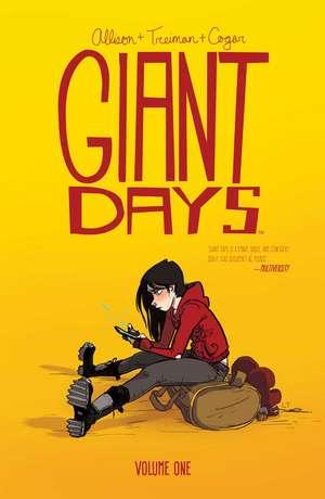Giant Days Vol. 1 de John Allison