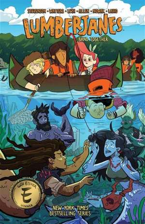 Lumberjanes Vol. 5: Band Together de Shannon Watters